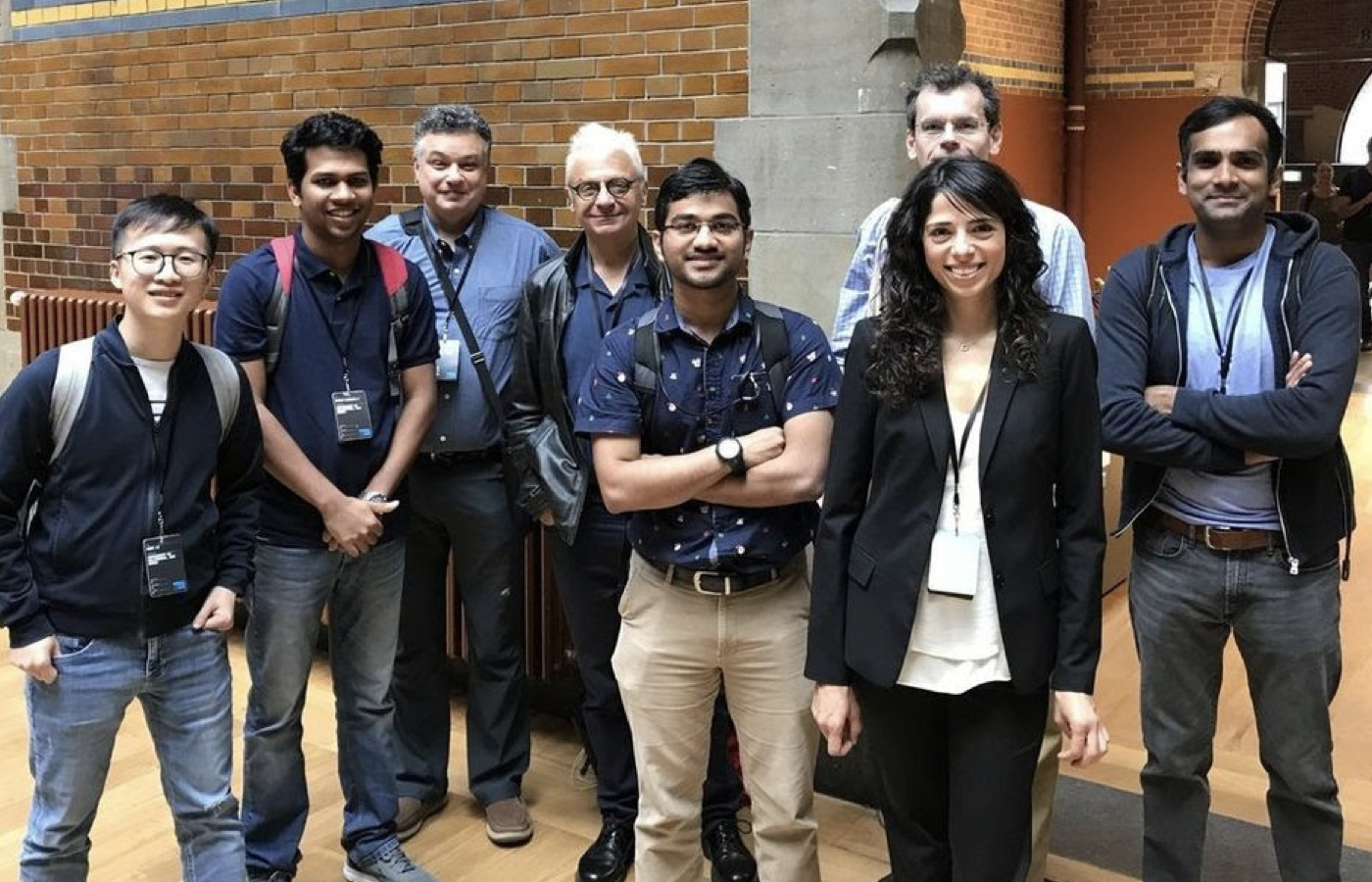 DB Lab at SIGMOD 2019