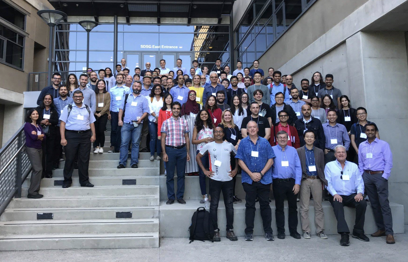 SoCal DB Faculty at SoCal DB Day 2018